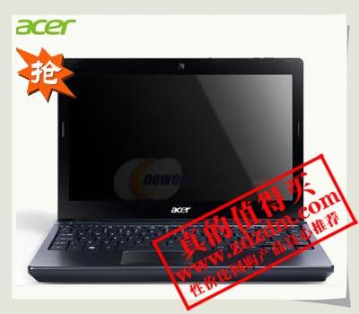新蛋Acer 宏碁 AS3750ZG-B942G32Mnkk 13.3英寸 笔记本电脑 黑色限时抢购2699元