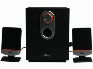 3NOD三诺H-111增强版2.1多媒体音箱 59.9元