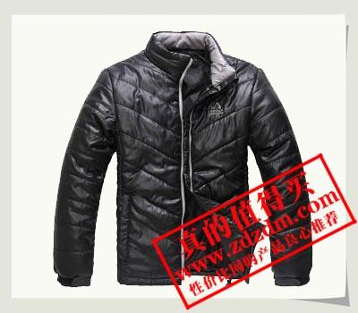 [当当自营]ATOPI男式亮面立领棉外套 95元限时抢购还有2天原价148