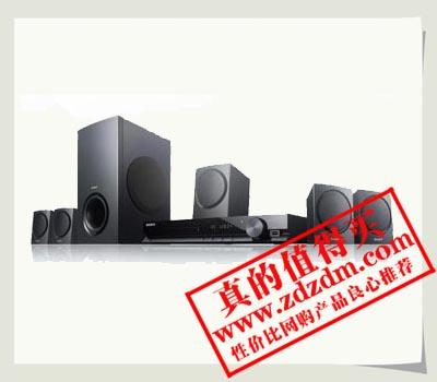 光棍节特价:索尼(SONY) DAV-TZ135 DVD家庭影音系统 黑色 直降788元!京东价:¥1111包邮