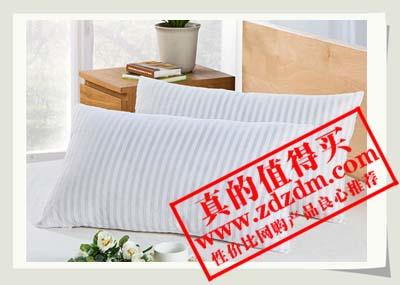 京东九洲鹿枕头安睡舒适枕头枕芯(一对)48元,历史最低价,原价148元