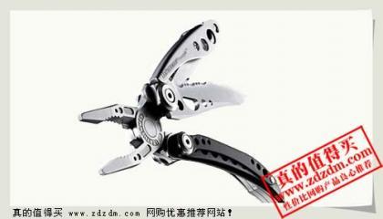 海外购:亚马逊Leatherman莱泽曼831078 Freestyle 多功能工具钳$23.4(约¥176)