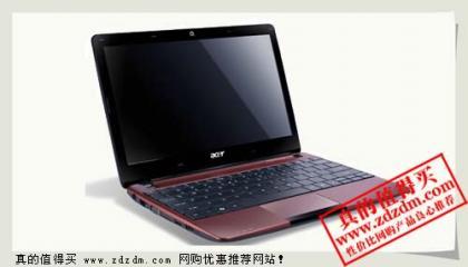 京东:宏碁(acer)AO722-C6Ckk 11.6英寸笔记本电脑2199元包邮,已优惠300元