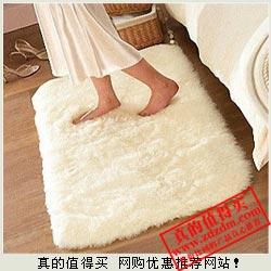 特价欧式加厚4CM丝毛地毯 客厅地毯