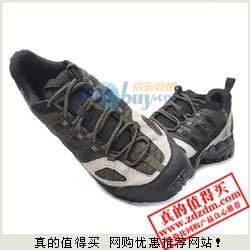 京东:Adidas阿迪达斯 山地越野系列 内置支撑系统 户外鞋V22030 特价348元(涨价)