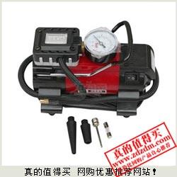 为为网:非常爱车 行车必备品1381轮胎充气泵  95元包邮