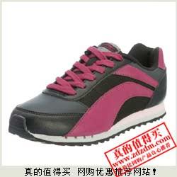 亚马逊:LiNing李宁 运动生活系列 女健步鞋ALCF378仅92.4包邮