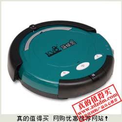 一号店:KV8 智能机器人吸尘器 M-288蓝精灵第四代 疯抢价666元