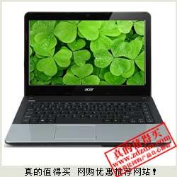 京东:acer宏碁E1-421-4502G32Mnks14英寸 双核 笔记本 限时抢2249元包邮