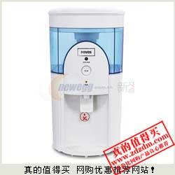 苏宁: POVOS奔腾净水器QC02451 不锈钢内胆 防干烧 特价249元包邮