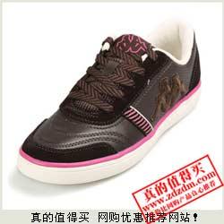 亚马逊:Kappa 卡帕 CLASSIC系列女板鞋K5104CC870 粉红色特价172元包邮