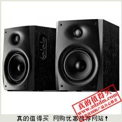 新蛋:新一代2.0王者 HiVi 惠威 D1080-IV 2.0多媒体音箱 黑色券后579元包邮