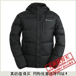 京东:TOREAD探路者2012秋冬TADA91351户外男式羽绒服售价388元全网最低