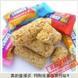 亚马逊BUG:喜糖好亲家营养麦片巧克力纯燕麦巧克力燕麦糖糖果1000克/100件35元