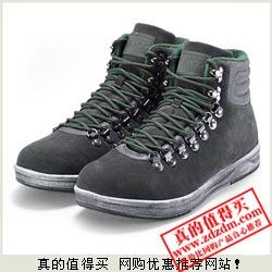 凡客:9块钱的鞋买厌了 反绒牛皮+天鹅绒工装靴仅59元 超值!
