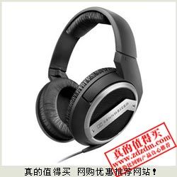 苏宁:Sennheiser森海塞尔 HD449 封闭式立体声耳机 特价550元包邮 全网历史最低