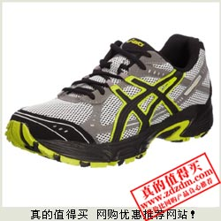 亚马逊:ASICS 亚瑟士 男越野跑步鞋 TRAIL-TAMBORA 2 T1H1N五折仅285元包邮