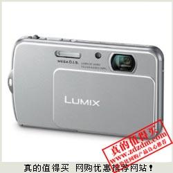 亚马逊:Panasonic 松下 DMC-FP5GK 数码相机478元包邮 全网最低价还有赠品