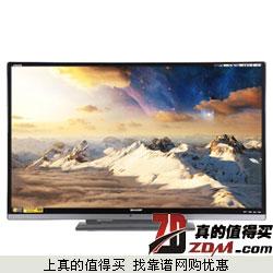 苏宁:SHARP夏普52LX545A 52英寸 全高清 AQUOS智能电视券后5999元包上门