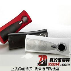 京东:EARSON耳神 ER1029 SD卡/FM mini音箱/USB 黑色限量抢39元包邮