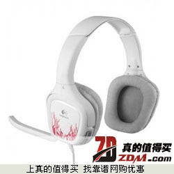 京东:罗技(logitech)G130游戏耳机 99元包邮