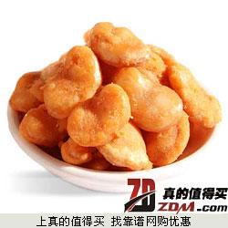 TAODO淘豆泡椒豆瓣500g限时9.9元包邮 烘烤靖江特产猪肉脯200g仅9.9元