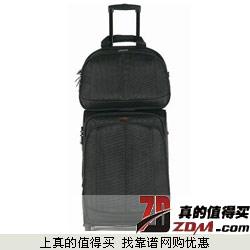 京东:Diplomat外交官尼龙拉杆箱组合DE-1523A+E 20寸+13寸用券398元 有赠品