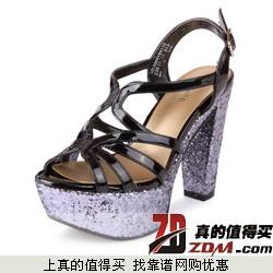 拍鞋网:大量Daphne达芙妮女鞋不可思议价38元起 百元以内款式多