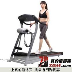 亚马逊:汇祥HX-V1多功能家用电动跑步机 可放音乐 1887元(满2499-700 实付1887元)