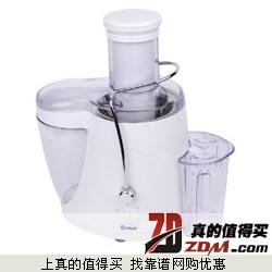 亚马逊:Donlim/东菱JE-5610自动大口径榨汁机 果汁机 料理机 99元包邮 全网最低价