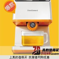 京东:奇葩物 太古智能家电榨油机 1980元包邮 下单即赠价值259元的SKG榨汁机一台