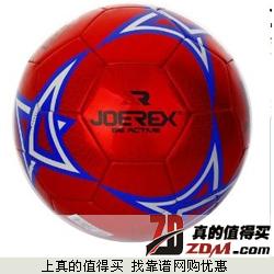 亚马逊:Joerex 祖迪斯 5#PVC车缝足球 JS2009  23.7元