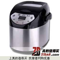 一号店:Donlim东菱全自动面包机BM-1310S仅199元包邮 全网最低 13小时超长预约