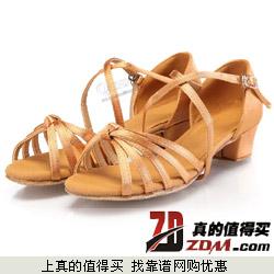 舞之娇女款软底拉丁舞鞋特价26元包邮 5款可选 28-40码