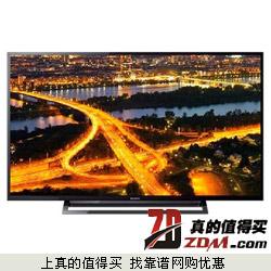 Sony索尼KDL-48WM15B 48英寸超薄全高清网络液晶电视4199元团购