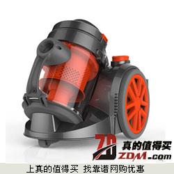 亿力小型家用迷你强力除螨吸尘器