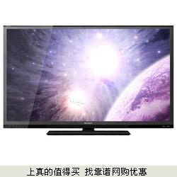 国美:SHARP夏普LCD-60DS20A 60寸液晶电视4999元 历史低价