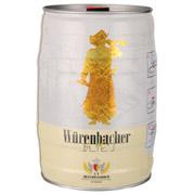 德国进口瓦伦丁小麦啤酒5L桶装