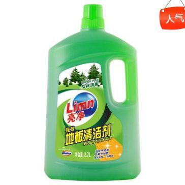 苏宁:威露士 亮净地板清洁剂(松林清香) 2.7L