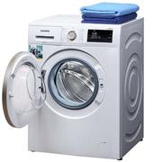 SIEMENS西门子XQG70-WM10N0600W变频滚筒洗衣机7kg