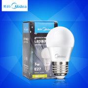 补券!美的LED节能灯泡3W