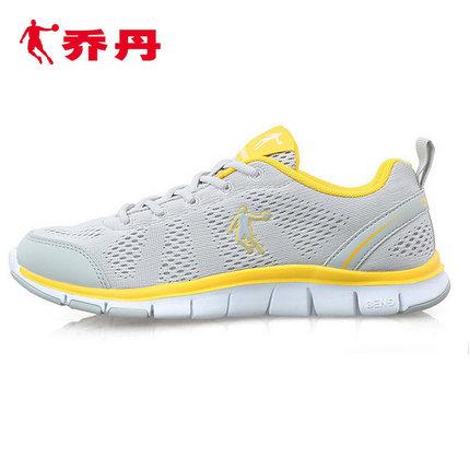 乔丹女士网面轻便透气运动休闲鞋XM1650261