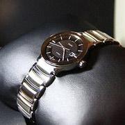 RADO雷达Centrix晶萃系列R30940163女士机械腕表
