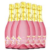 PoderioMusca宝黛花之语 甜桃红起泡葡萄酒750ml*6瓶*2件