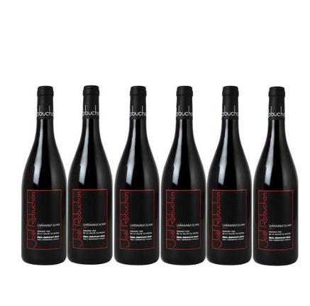Joel Robuchon教皇新堡干红葡萄酒 15度750ml*6