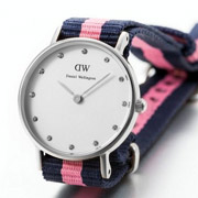 Daniel Wellington丹尼尔·惠灵顿0906DW施华洛世奇镶钻女士手表