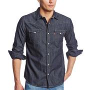 Levi's李维斯Standard男士牛仔衬衫