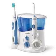 限Prime会员&试用会员!Waterpik洁碧WP-900 Complete Care旗舰型冲牙器+声波牙刷套装