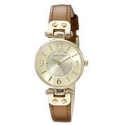 Anne Klein 109442CHHY 香槟金色女式手表