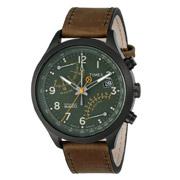 限Prime会员&试用会员!TIMEX天美时T2P381多功能飞返男式腕表